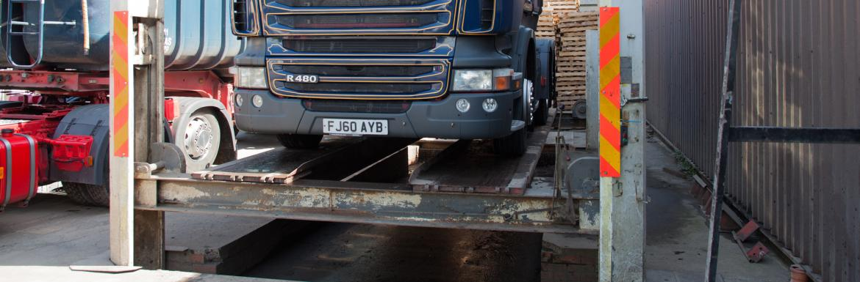 G Owen & Sons HGV vehicle maintenance
